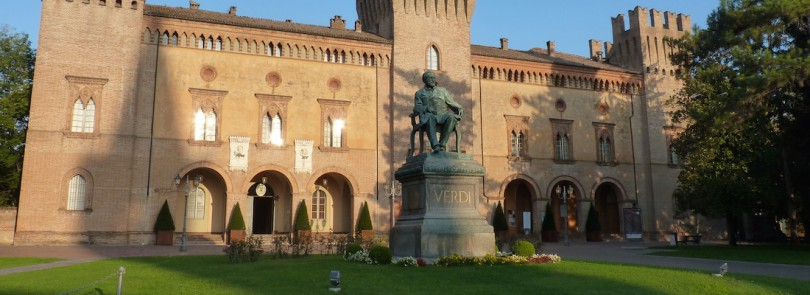 Busseto la terra di Giuseppe Verdi